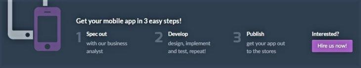 steps to choose a software development company