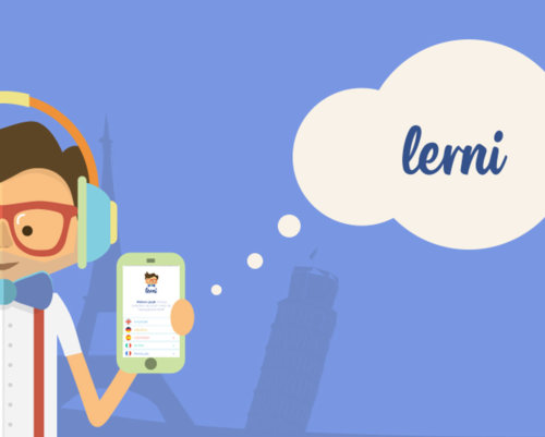 Interviews with startup founders: Lerni app thumbnail