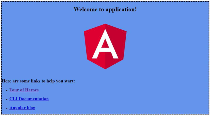 Angular 7 tutorial
