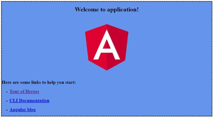 Angular 7 tutorial